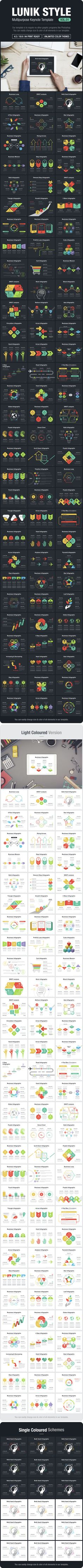 Lunik Style - Multipurpose Keynote Template. Download here: http://graphicriver.net/item/lunik-style-multipurpose-keynote-template/15295233?ref=ksioks