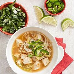 Fast Pho From Better Homes and Gardens, ideas and improvement projects for your home and garden plus recipes and entertaining ideas.