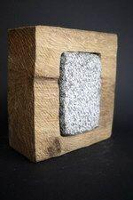 Elemeno P: Bernard Goethals Sculptures Céramiques, Art Sculpture, Small Sculptures, Stone Sculpture, Wood Block Crafts, Wood Blocks, Wood Stone, Stone Art, Art Pierre