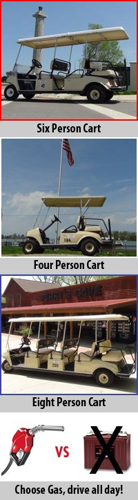 Put-in-Bay Golf Cart Rental | Bicycle Rental | Moped Rental | Put-in-Bay Ohio