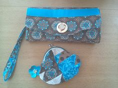 NCW and matching coin purse!