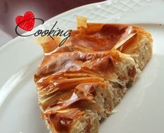 Spanakopita, Apple Pie, Lasagna, Cooking Recipes, Sweets, Breakfast, Ethnic Recipes, Desserts, Food