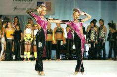 Tanečné kostýmy. Duo disco dance costumes. #dance #dancecostume #discodance #tanec #fashion #dancesport