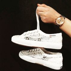 It's Superga time! #superga #supergagreece #time #macramew #white #love #fashion #watch