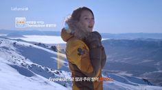 [라푸마]2014 겨울 TV CF 30초ver.(라푸마 이펙트, Lafuma Effect, 신민아, 제임스)