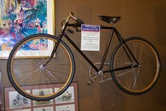 wright brothers bicycle