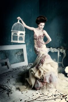 Furne One defines fashion as art