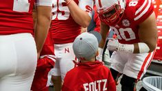 Husker Football Honors and Remembers Sam Foltz #27