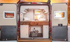 Interieur | Der Luxus-Kastenwagen BOXSTAR PLUS von innen