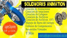 Curso de SolidWorks Animation en Guadalajara