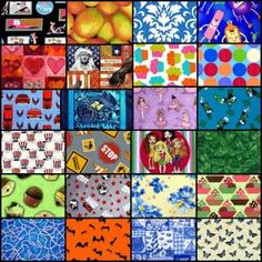 Over 200 Fabrics in our $1.00 Clearance Sale Category!