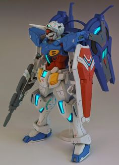 HG 1/144 Gundam G-Self + Space Equipment Option Part - Customized Build
