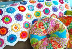 Crocheted Colors