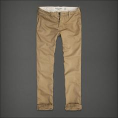 Slim Straight Chino