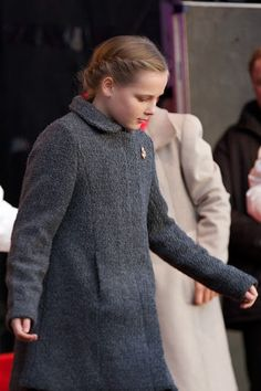 Norwegian Princess Ingrid Alexandra attends the Save The Children's Peace Prize Festival on 10.12.2014 in Oslo, Norway.