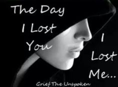 I lost everything..
