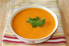 Red Lentil Soup With Indian Spices | Summer Tomato