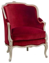 Bergere Louis XV in Velvet <3
