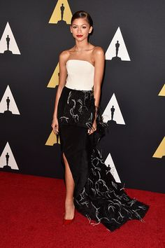 From Flirty Feathers to Sophisticated Suits, Check Out This Week's Best-Dressed Celebs