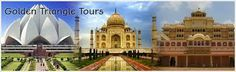 Come and enjoy the three ancient cities of North India – Delhi, Agra and Jaipur. We provide a wonderful tour packages such as  Golden Triangle Tour Packages and India Golden Triangle Tour Packages.