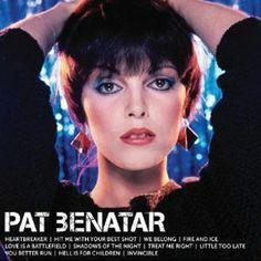Pulsa para aumentar el album Icons de Pat Benatar