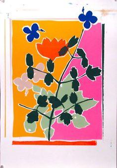 amanda briggs art botanical floral
