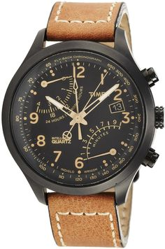 62a881786e6 Relógio Timex Intelligent Quartz Fly-Back - T2N700