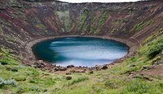 Kerið Lake