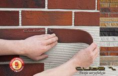 Cegły Płytki Elastyczne Elewacyjne Ścienne