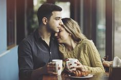 Image result for coffee shop couples