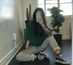 Green is 1 of my favourite colours to wear