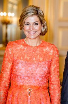 Koning Willem-Alexander en Koningin Máxima ontvangen president Costa Rica | ModekoninginMaxima.nl