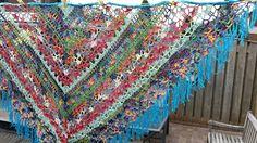 angel-eye's haakseltjes: Carnival rose sjaal 2