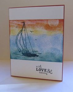 FS274 Heather T Sail Away by nancy littrell - Cards and Paper Crafts at Splitcoaststampers