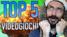 TOP 5 VIDEOGIOCHI PER CUI STO IN FISSA!