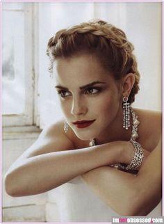 Emma Watson in Vogue