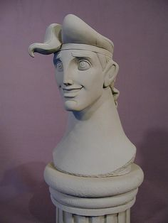 Hercules Maquette by Chuck Williams2009, via Flickr  ★ || Animate || ★  Find more at https://www.facebook.com/iAnimate.net http://www.pinterest.com/ianimateschool/ #ianimate  iAnimate.net is quite simply the best animation program in the world. #best #animation #sculpture #maquette