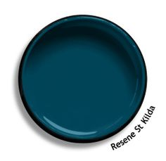 What about this painted on a villa's skirting board Dark Paint Colors, Interior Paint Colors, Resene Colours, Blue Green Paints, Blue Lounge, Hallway Designs, Bedroom Wall Colors, Teal Walls, Paint Swatches
