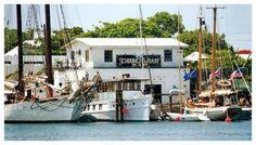 "Schooner Wharf Bar - Key West, Florida. ""A Last Little Piece of Old Key West"" - Live Entertainment!"