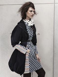 Marni Lookbook for H&M