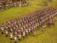Die stehenden Figuren stammen alle von ART MINIATUREN\\n\\n24.11.2009 15:59 Military Diorama, Military Art, Waterloo Battlefield, Bataille De Waterloo, Plastic Toy Soldiers, Battle Of Waterloo, Toy Display, Napoleonic Wars, Paint Schemes
