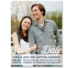 tips for submitting stunning photos for your wedding save the dates!  |  poster photo save the date wedding stationery by the green kangaroo