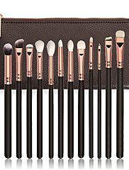 12pcs+Makeup+Brushes+Set+Eyeshadow+Brush+Lip+Brush+Brow+Brush+Eyeliner+Brush+Concealer+Brush+Nylon+Synthetic+HairProfessional+Travel+Full+–+USD+$+9.99