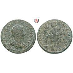 Römische Provinzialprägungen, Kilikien, Anazarbos, Gordianus III., Hexassarion 243/244 (Jahr 262), f.ss: Kilikien, Anazarbos.… #coins