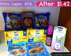 How to Shop for free. Couponing for freebies at Wal-Mart. Purchased 7 Items for free and only paid for two.