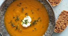 Opskrift på gulerodssuppe