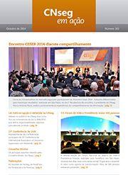Periódico CNseg em ação | Edição 103 | Outubro de 2014