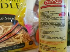 Chang's Famous Fried Noodle Salad