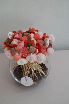 LOS DETALLES DE BEA: Ánimos dulces mientras te recuperas...