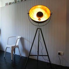Tripod Floor Lamp ($200-500) - Svpply